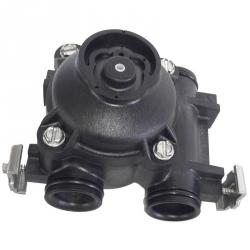 Compteur Fleck mécanique pour vanne type 5600