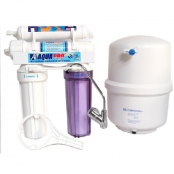 Osmoseur 4 niveaux 50 gallons