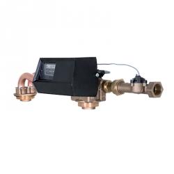 Vanne Fleck duplex 9500/1600 SXT volumétrique électronique - turbine 1''