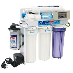 Osmoseur AP 8000 - 50 GPD (190 L/j) avec pompe booster