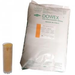 Résine pour adoucisseur d'eau (Dowex HCR-S/S)
