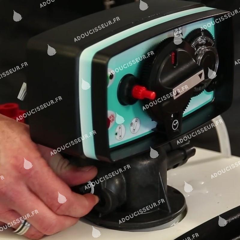 mixing pour adoucisseur d 39 eau fleck 5600 boutique aqua2000. Black Bedroom Furniture Sets. Home Design Ideas