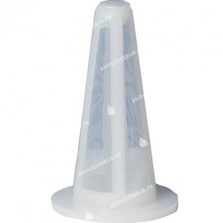 Cône de filtration Anti-sédiment pour adoucisseur excell